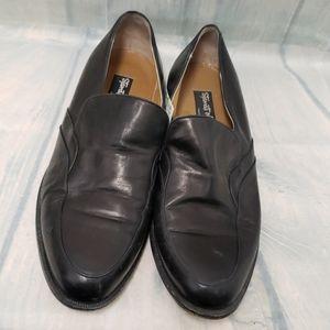 Stamati Mastroianni black loafer 10.5
